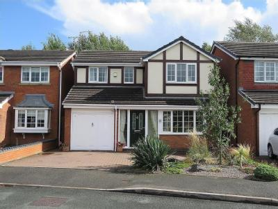 Knightsbridge Way, Stretton, DE13
