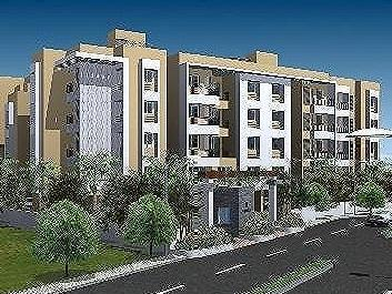 2 BHK Flat for sale, Emerald