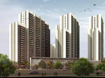 2 BHK Flat for sale, One City - Lift