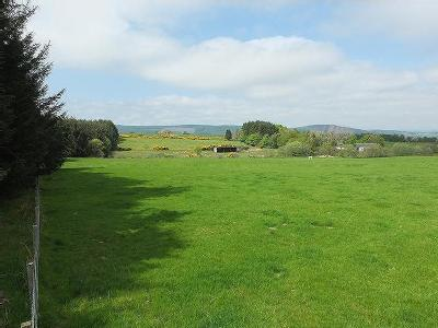 Achvraid Wood & House Plot, By Inverness, Inverness-shire