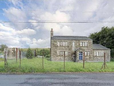 Blackwood Road, Bacup, OL13