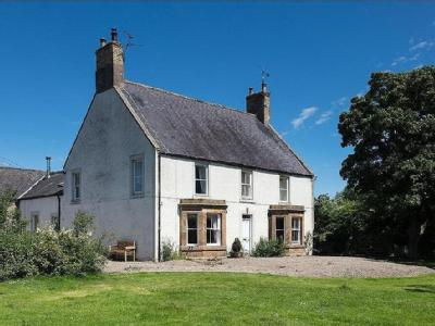 New Heaton Farm, Cornhill on Tweed, Northumberland, England