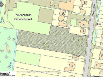 Land At 161, Herne Road, Ramsey St Mary's