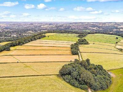 Land & Woodland at Field Lane, Farnley Tyas, Huddersfield, West Yorkshire