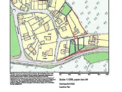 Building land off Southall, Little Dawley, Telford, Shropshire TF4