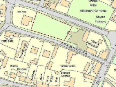 Land Off Old Post Office Lane, South Ferriby, North Lincolnshire, DN18