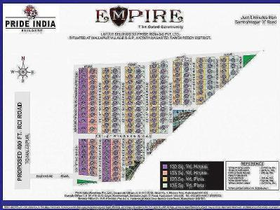 The Empire, Rci Road, Near Holy Mother P.g. College, Balapur, Hyderabad