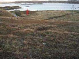 House Site, Sidinish, Locheport, South Uist, Western Isles Hs6
