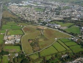Prime Residential Development Site, Redruth, Cornwall TR15