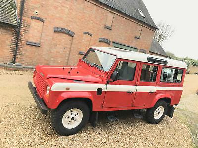 Land Rover Defender 110 USA Exportable LHD Turbo Diesel low miles