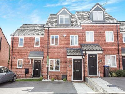 Lewis Crescent, Annesley, NG15