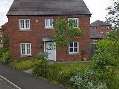 House to let, Lichfield