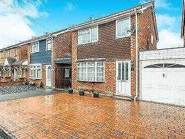 Greenhill Close, Willenhall, West Midlands, WV12