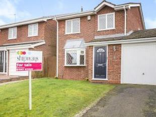 Lapwing Close, Kidderminster Dy10