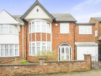 Ashleigh Road, Leicester, Leicestershire Le3