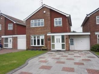 South Meade, Maghull L31 - Garden