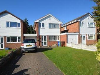 Leighswood Close, Norton Canes WS11