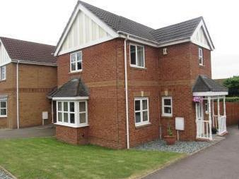 Impey Close, Braunstone, Leicester LE3