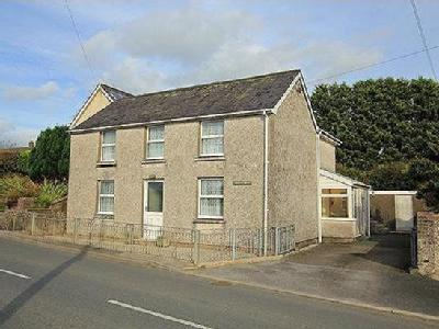 House for sale, Llangynin - Cottage