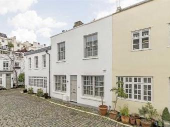 Sussex Mews West, London W2 - House