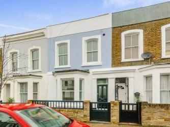 Landseer Road, Holloway N19 - Terrace