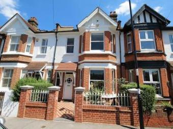 Grecian Crescent, Upper Norwood, London SE19