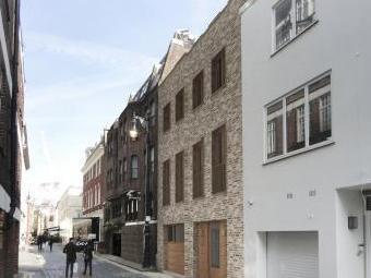 Market Mews, Mayfair W1j - Patio