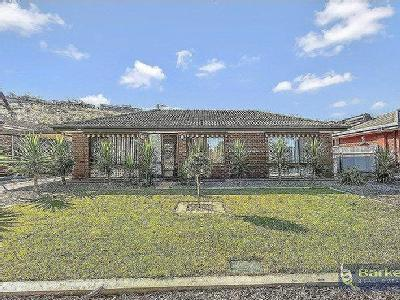 Mount Terrace, Gawler South - Garden