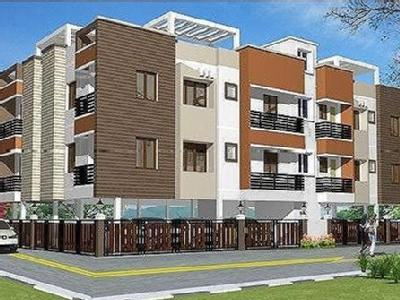 2 BHK House for sale, Project - Gym