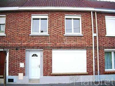 Maisons loos lille villas louer loos lille nestoria for Location garage loos 59120