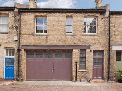 Kings Mews, Hove, East Sussex, Bn3