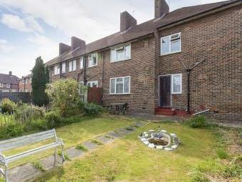 Harting Road, London SE9 - Garden