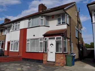 Winchester Road, Queensbury, Middlesex Ha3