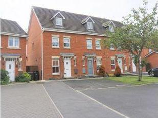 House for sale, Manor Court - Patio