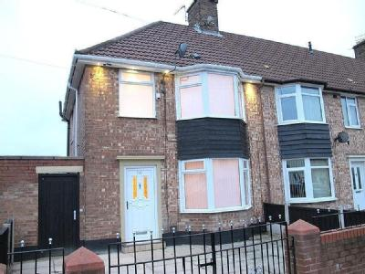 Mardale Road, Liverpool, L36 - Patio