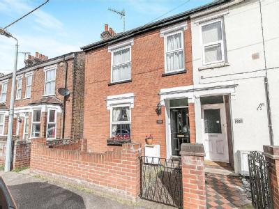 Melville Road, Ipswich , IP4 - Patio