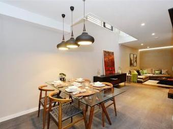 Rede Place, Notting Hill W2 - Modern