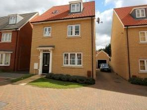 Bridge Farm Close, Mildenhall, Bury St. Edmunds IP28