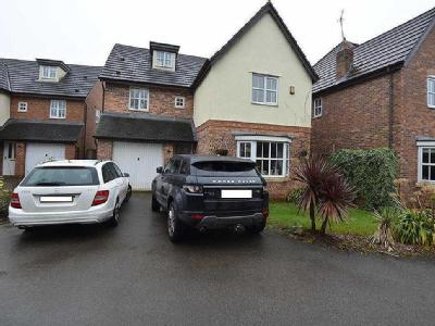 Minster Drive URMSTON - Detached