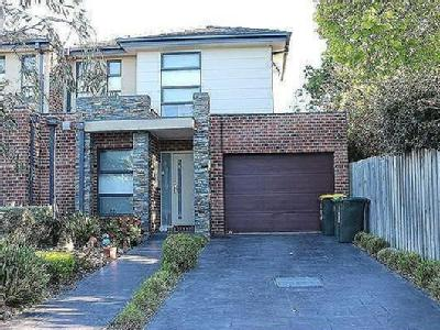 Wamba Road, Bentleigh East - Garden