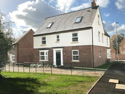 Moorecroft at Welbeck Avenue,  Burbage, LE10