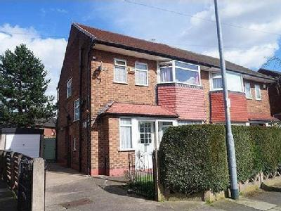 Morrell Road, Manchester, M22