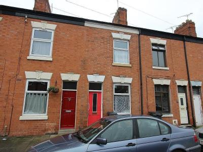 Mostyn Street, Leicester, Le3