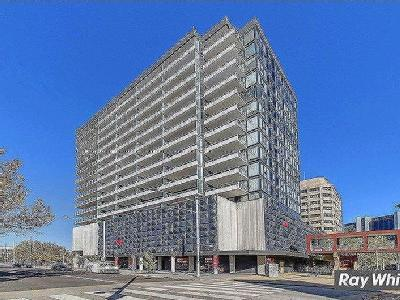 45 West Row, City, ACT, 2601 - Flat