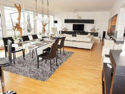 Augsburg / Pfersee - Penthouse