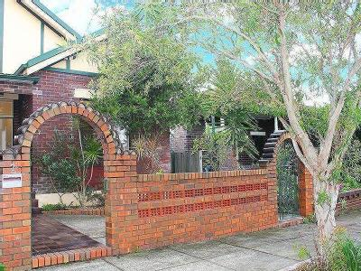 Wicks Avenue, Marrickville - Garden
