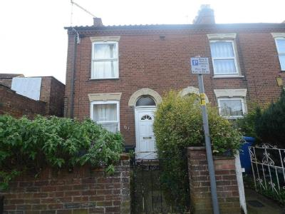 Northcote Road, Norwich , NR3 - House