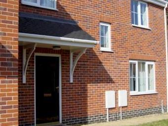 Mosely Court, Norwich Nr5 - Patio