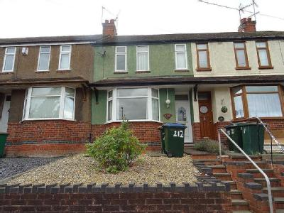 Nuffield Road, Coventry , CV6 - Patio