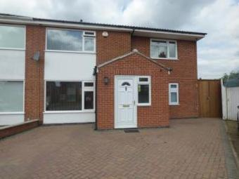 Stour Close, Oadby, Leicester, Leicestershire LE2